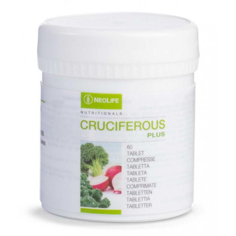 Cruciferous Plus - GNLD / NeoLife maisto papildas, kaina,sveikaseima.lt