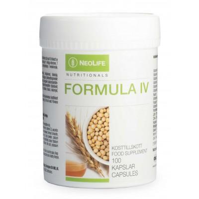 Formula IV - GNLD / NeoLife vitaminai,maisto papildai, kaina / sveikaseima.lt