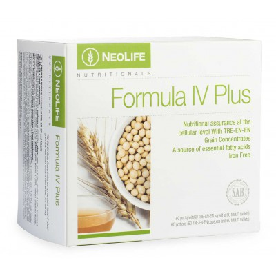 Formula IV Plus - GNLD / NeoLife vitaminai, mineralai, maisto papildai / sveikaseima.lt