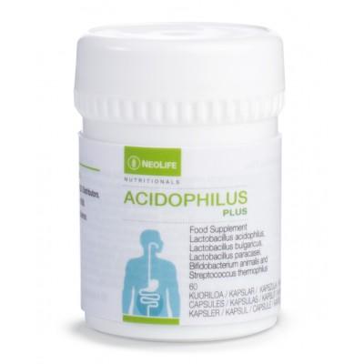 """Gerosios bakterijos - probiotikai NeoLife / GNLD maisto papildas: """"Acidophilus Plus"""" / sveikaseima.lt"""