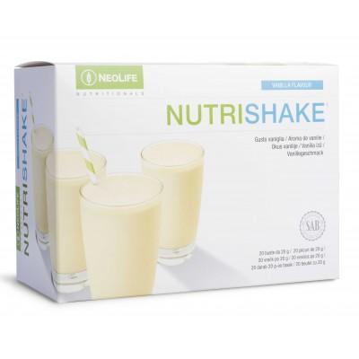 Baltyminis kokteilis NutriShake vanilės skonio / sveikaseima.lt
