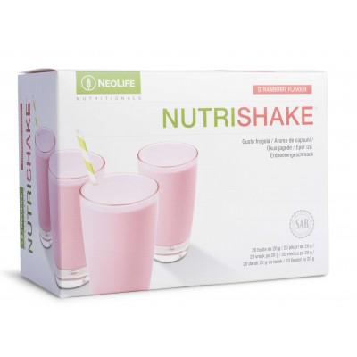 Baltyminis kokteilis NutriShake uogų skonio / sveikaseima.lt