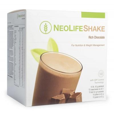 Amino rūgštys NeoLifeShake šokolado skonio / sveikaseima.lt