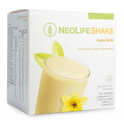 Amino rūgštys NeoLifeShake vanilės skonio / sveikaseima.lt