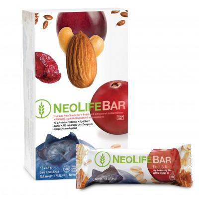 NeoLifeBar - NeoLife batonėlis, sveikas užkandis energijai / sveikaseima.lt
